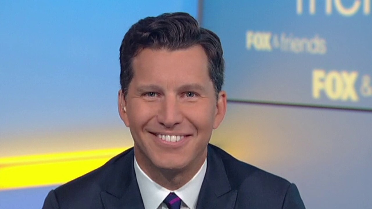 Welcoming Will Cain to 'Fox & Friends' family