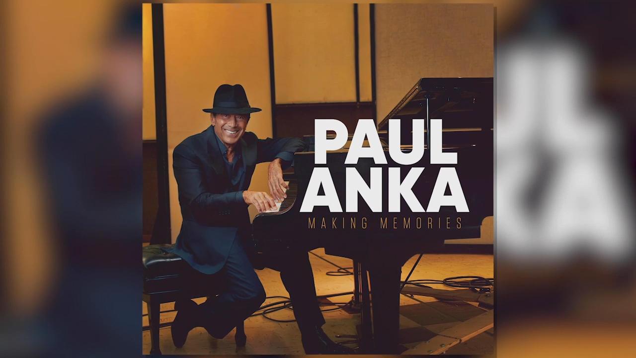 Paul Anka talks 80th birthday, new album