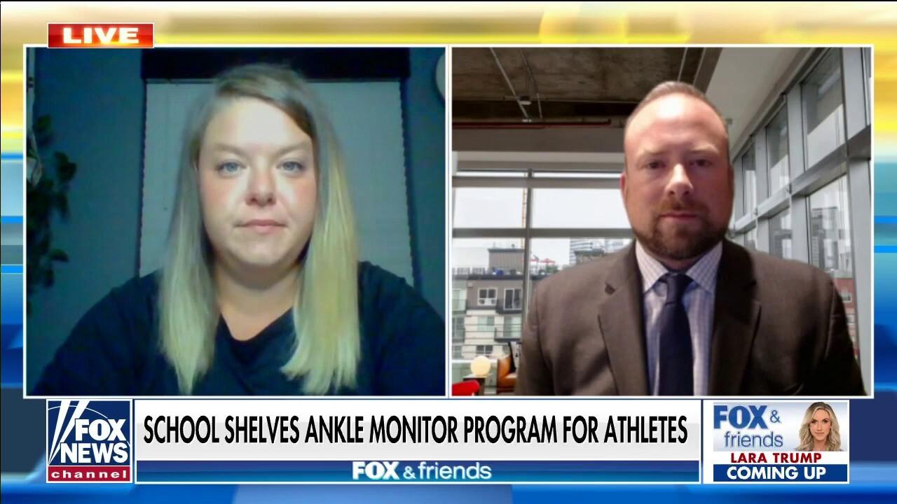 School shelves ankle monitor program for athletes after parental pushback