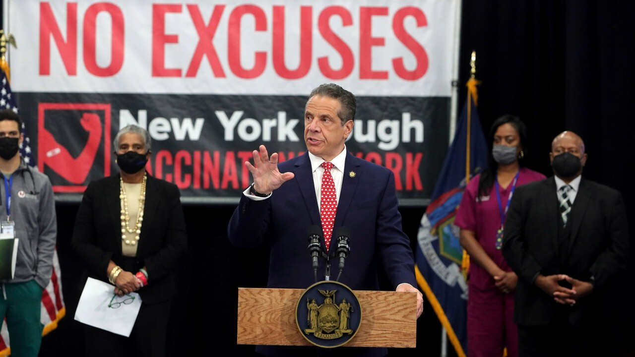 New report details Cuomo aides' effort to hide nursing home death toll