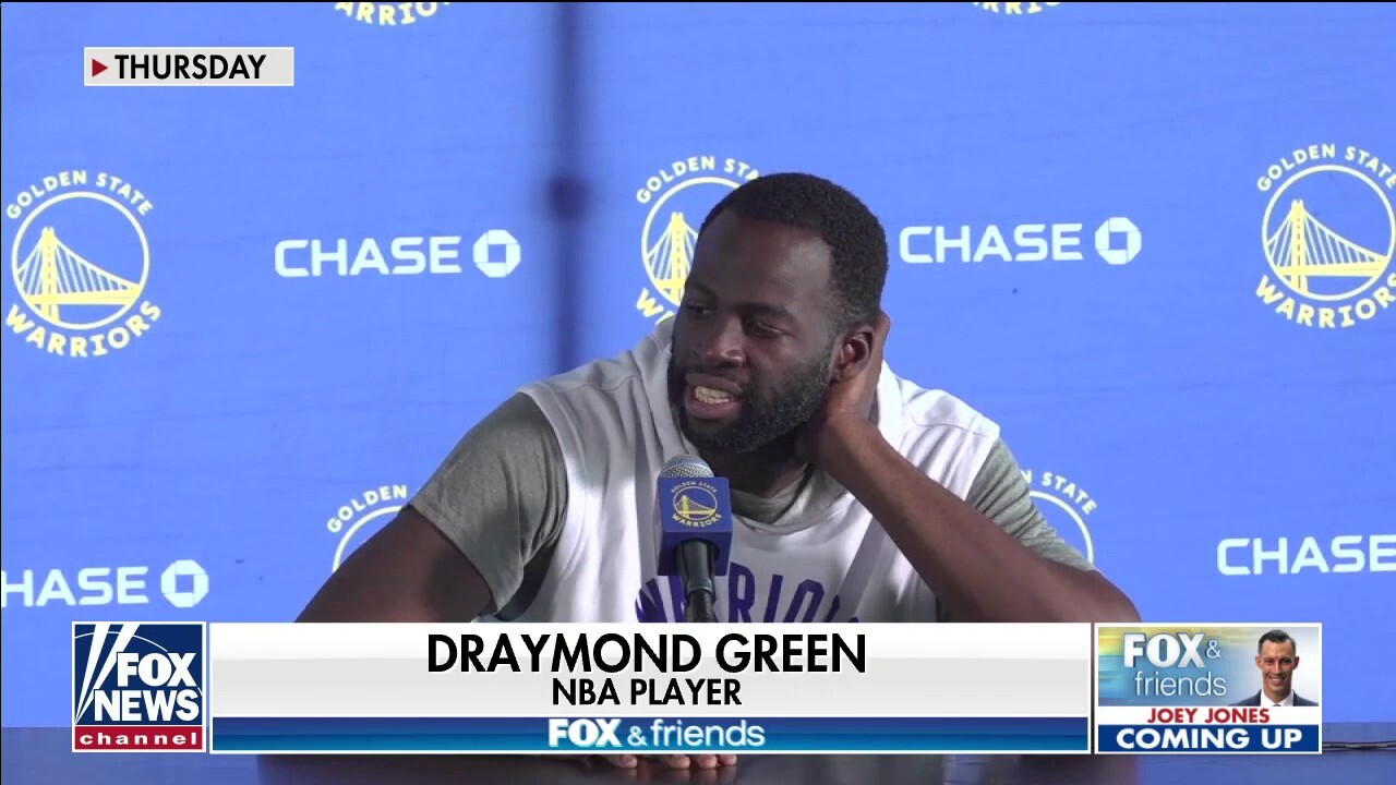 NBA star Draymond Green slams vaccine mandates