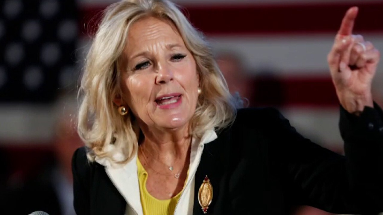Media defends Jill Biden after op-ed questions use of 'Dr.' title