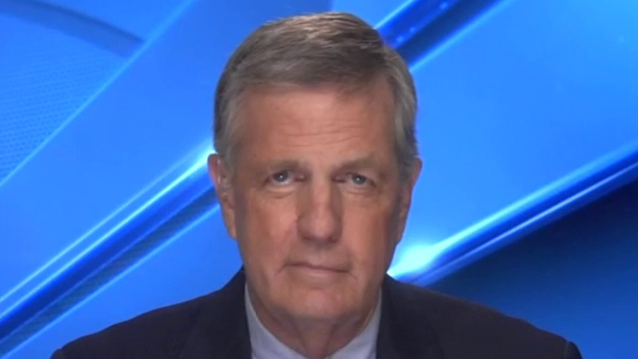 Brit Hume on Joe Biden taking credit for the Trump economy