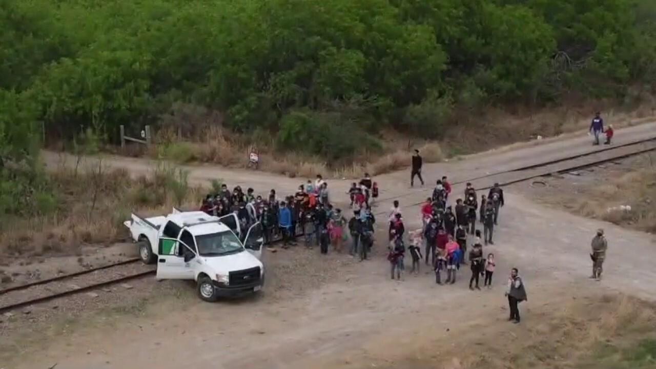 Smugglers exploiting Biden border 'crisis' to sneak in more narcotics