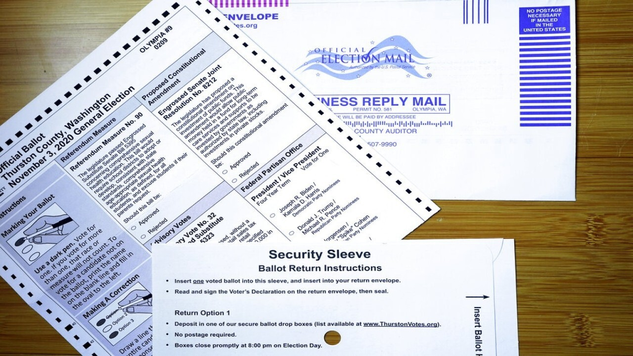 Were changes made to Pa. mail-in ballot deadlines constitutional?