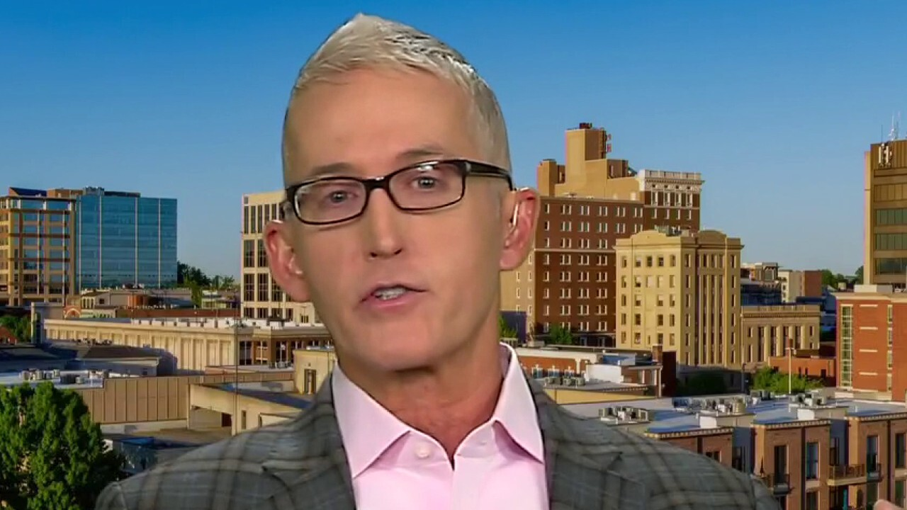 Trey Gowdy: Peter Strzok has his fingerprints on every aspect of Russia probe