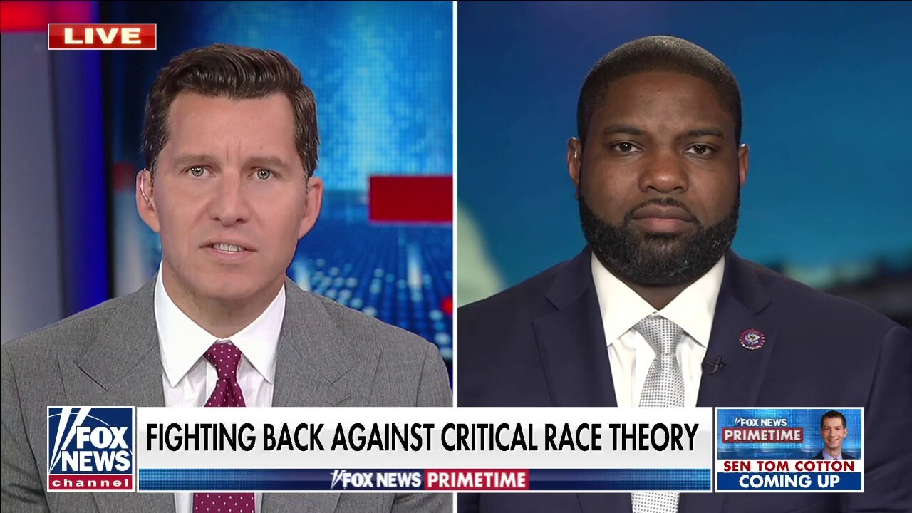 Rep. Byron Donalds sounds off on critical race theory
