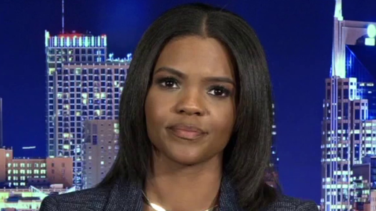 Candace Owens: 'Systemic oppression' in America is mass producing 'failures'