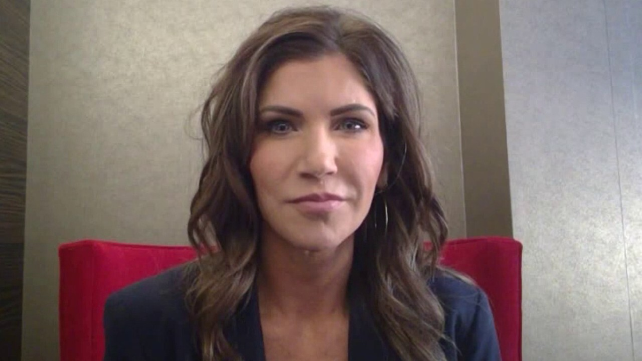 Gov. Noem on study linking South Dakota motorcycle rally to COVID-19 spike: 'Not factual'
