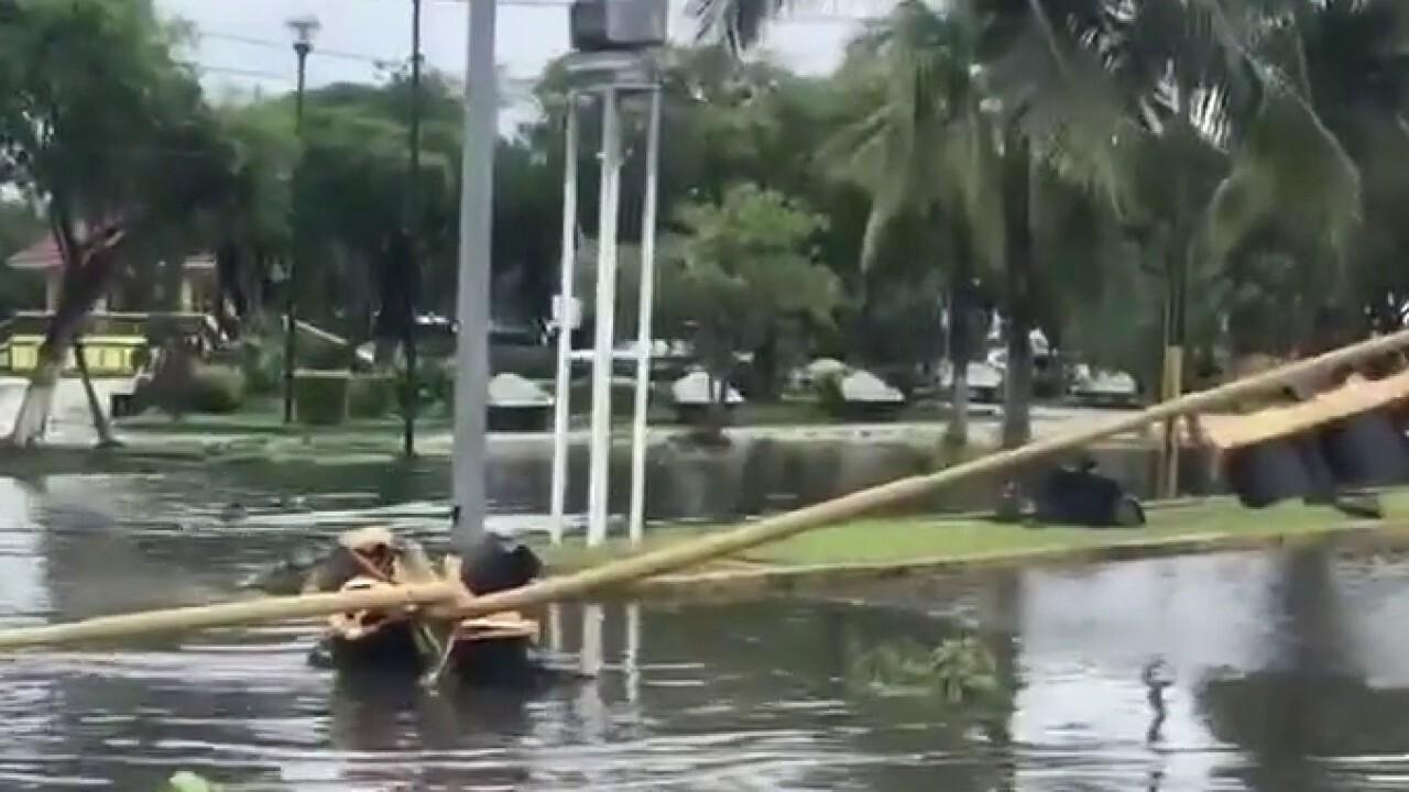 Hurricane Zeta to make landfall on Gulf Coast