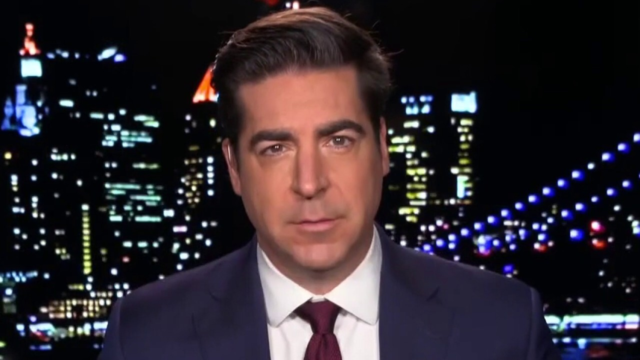 Jesse Watters: Condemning Capitol Hill violence
