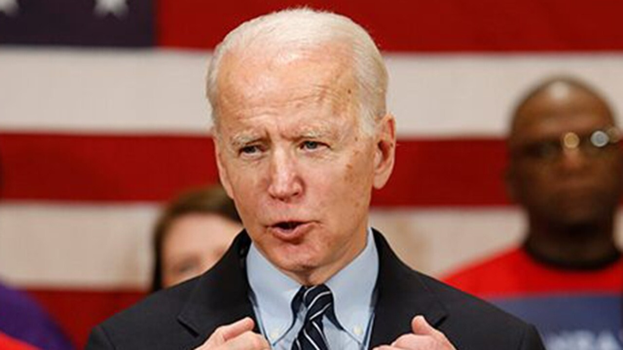 Biden allegations not being investigated by law enforcement due to statute of limitations