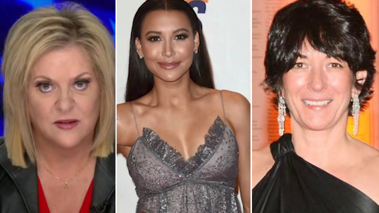 Nancy Grace on search for Naya Rivera, Ghislaine Maxwell case