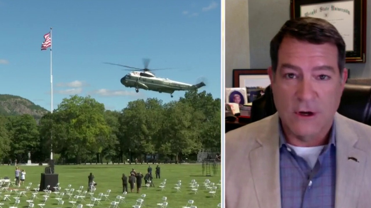 Rep. Mark Green on history of West Point Military Academy