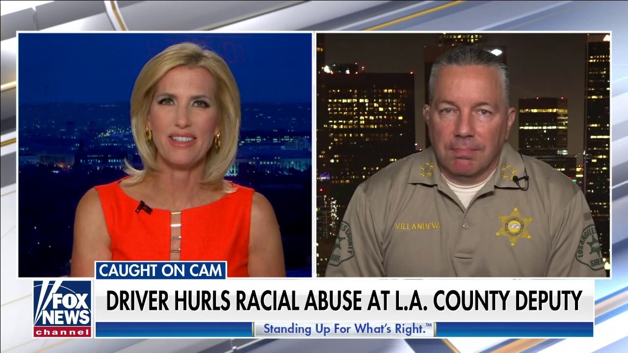 Villanueva: Claims of 'systemic inequity' in policing are not indicative of the truth