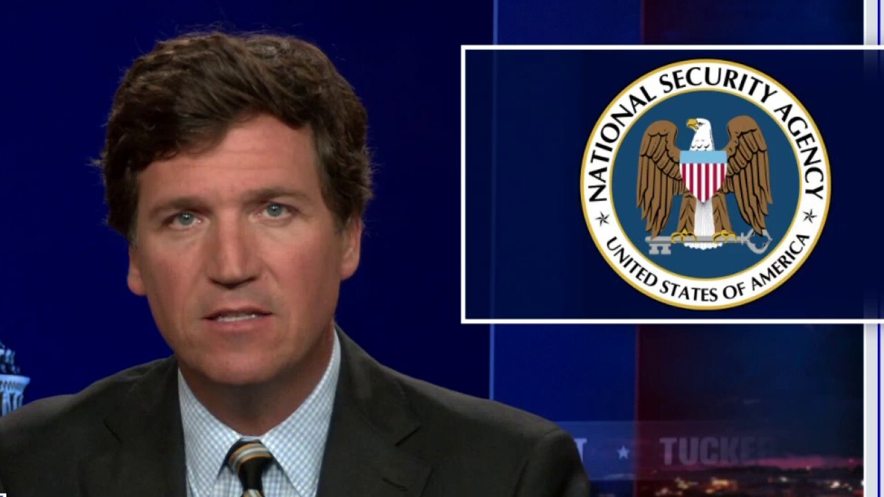Tucker Carlson: The NSA didn't answer question if they read my emails