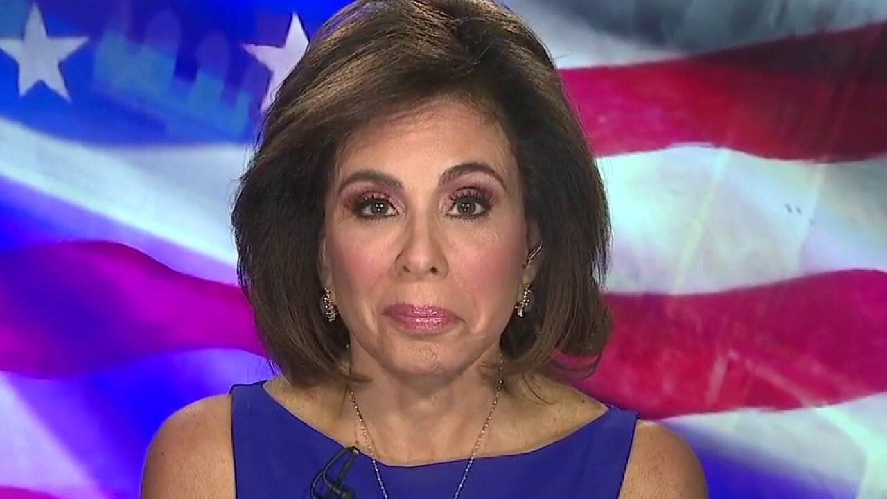 Judge Jeanine: Life or death is not political