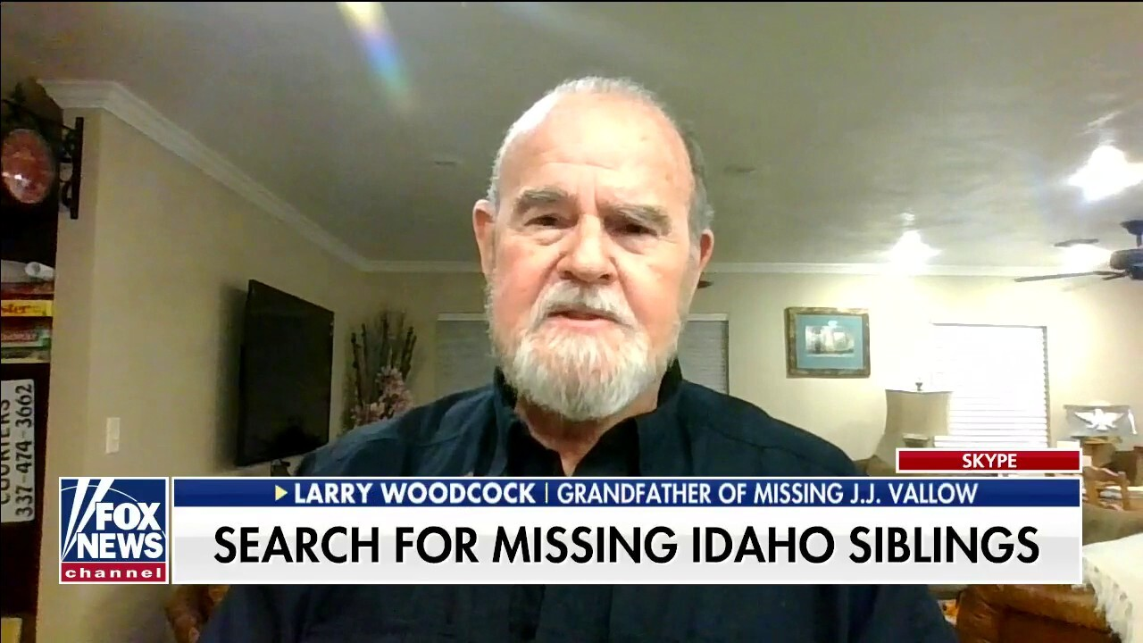 Grandfather of missing Idaho sibling J.J. Vallow on the search for his grandson