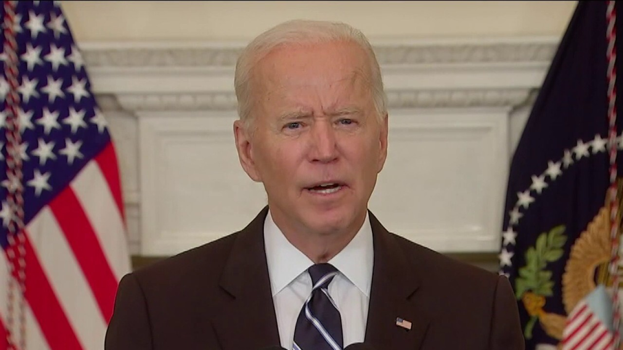 Red state governors fighting back against Biden's vaccine mandates