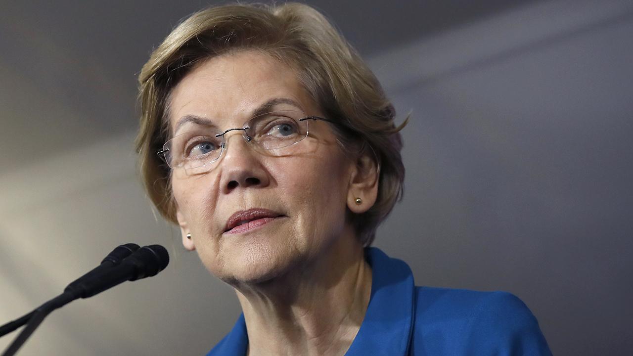 Warren, um die drop-out-of-2020-Rennen, Einstellung bis one-on-one showdown zwischen Sanders, Biden