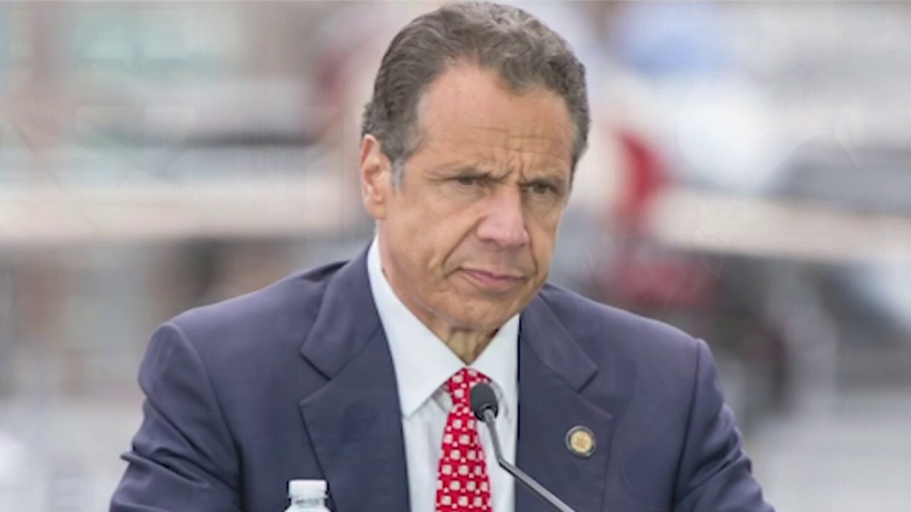 Governor Cuomo's New York blame game