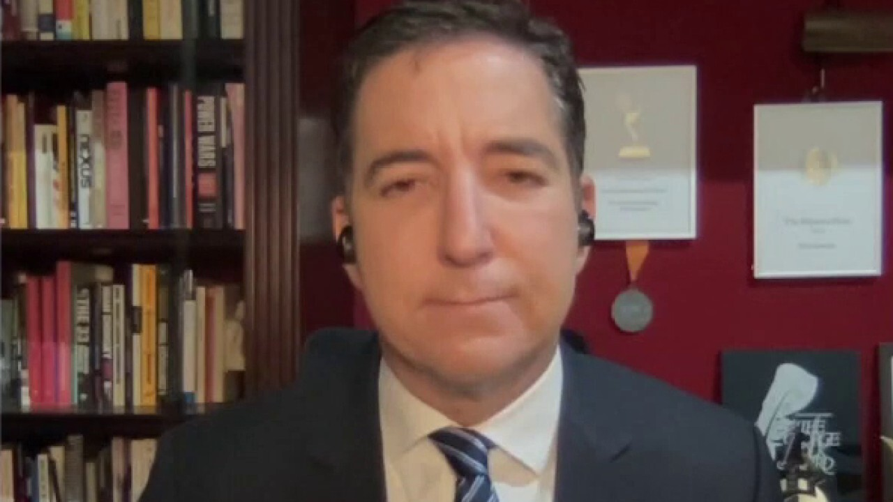 Glenn Greenwald calls out the liberal media for trying to silence everybody