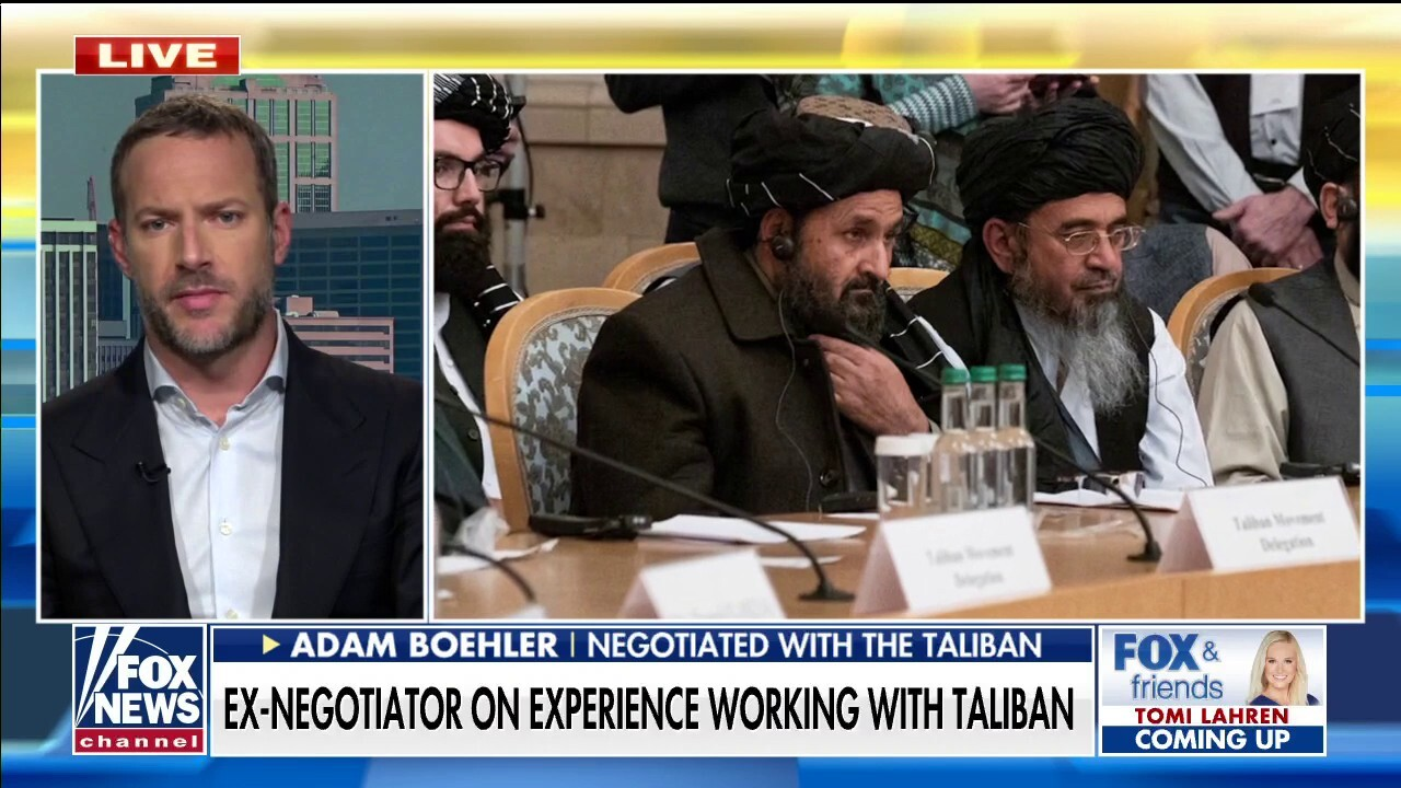 Former US negotiator: Taliban broke agreement with America by overthrowing Afghan government