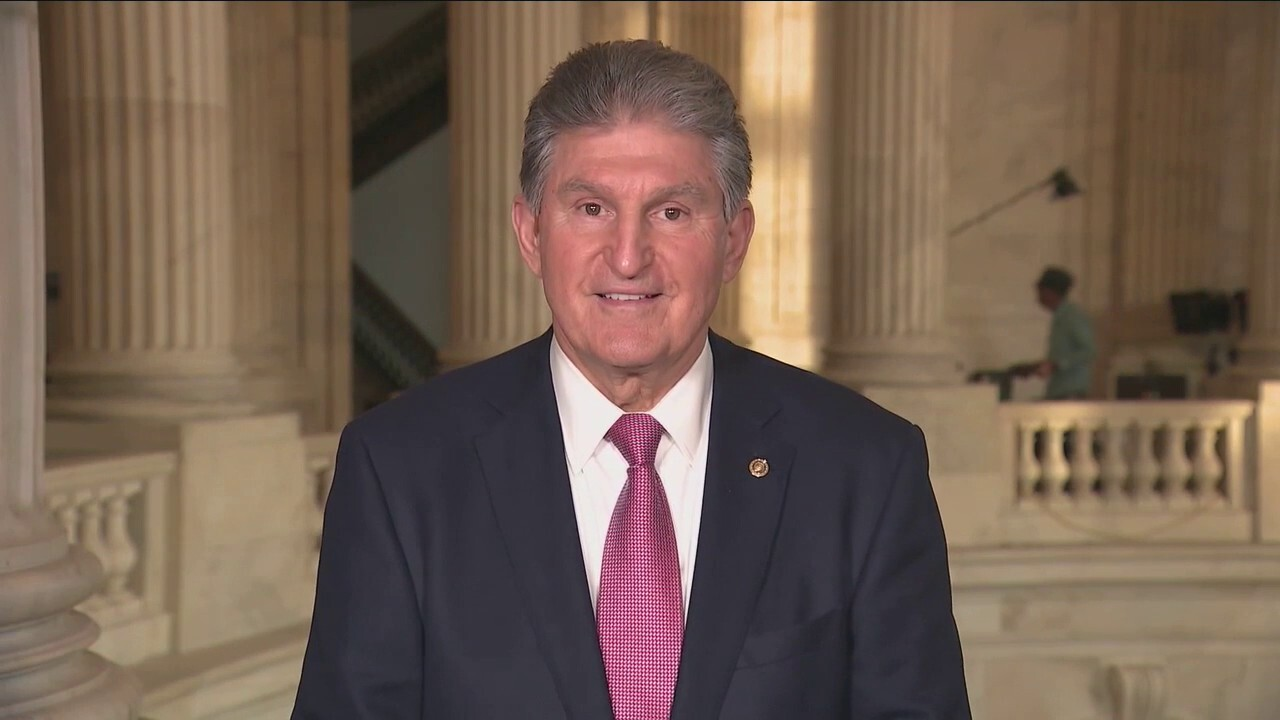 Joe Manchin pressed on whether he will vote to end the filibuster