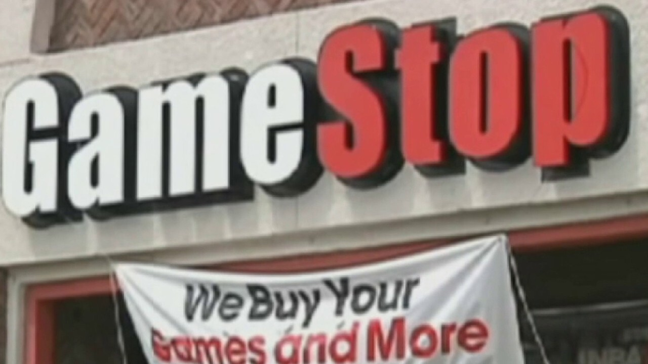 Surging GameStop stock creating chaos for hedge funds