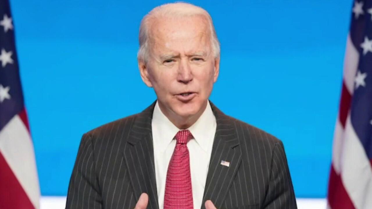 How will Biden handle partisanship in Congress?