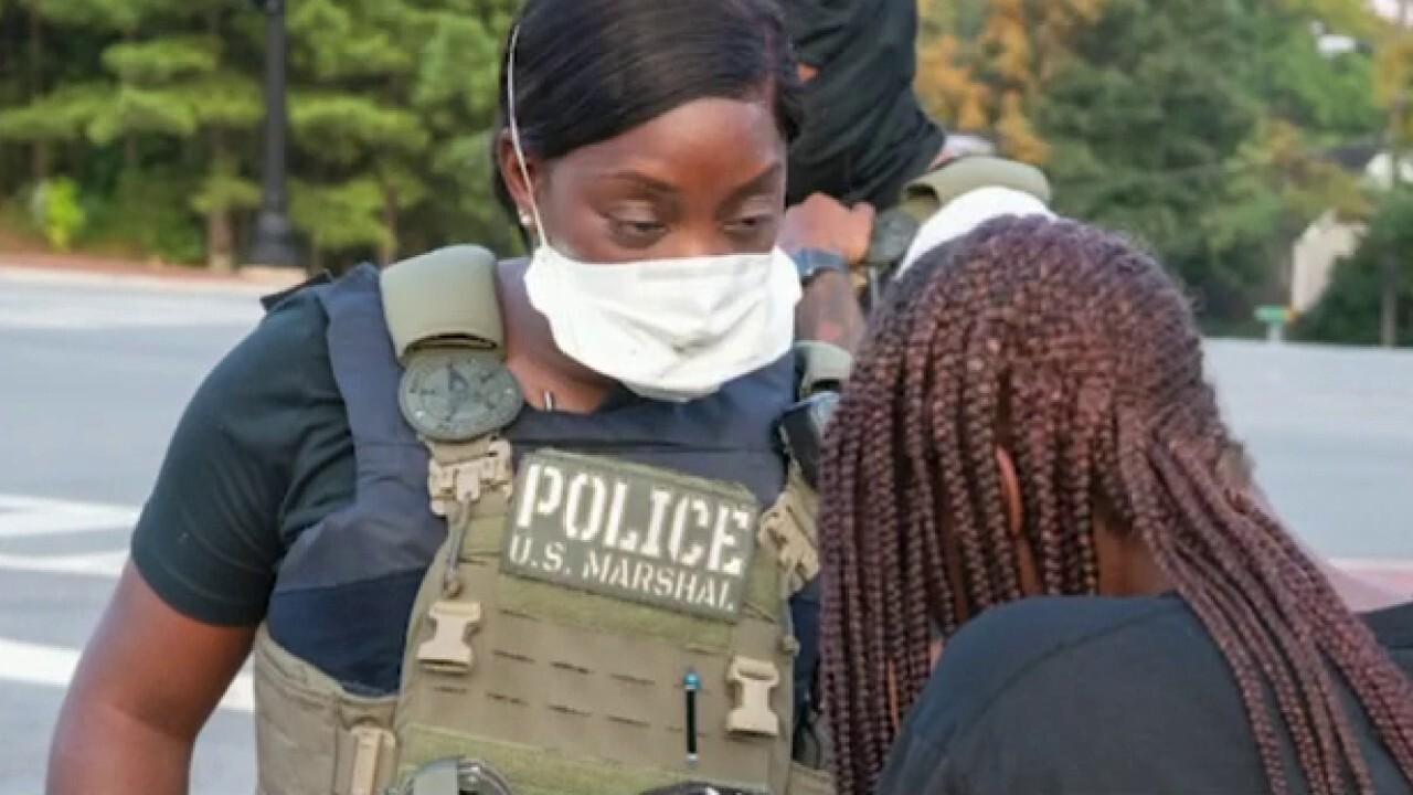 U.S. Marshalls rescue 39 missing children during Operation Not Forgotten