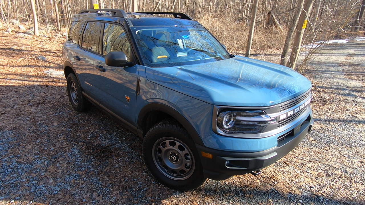 Fox News Autos test drive: 2021 Ford Bronco Sport