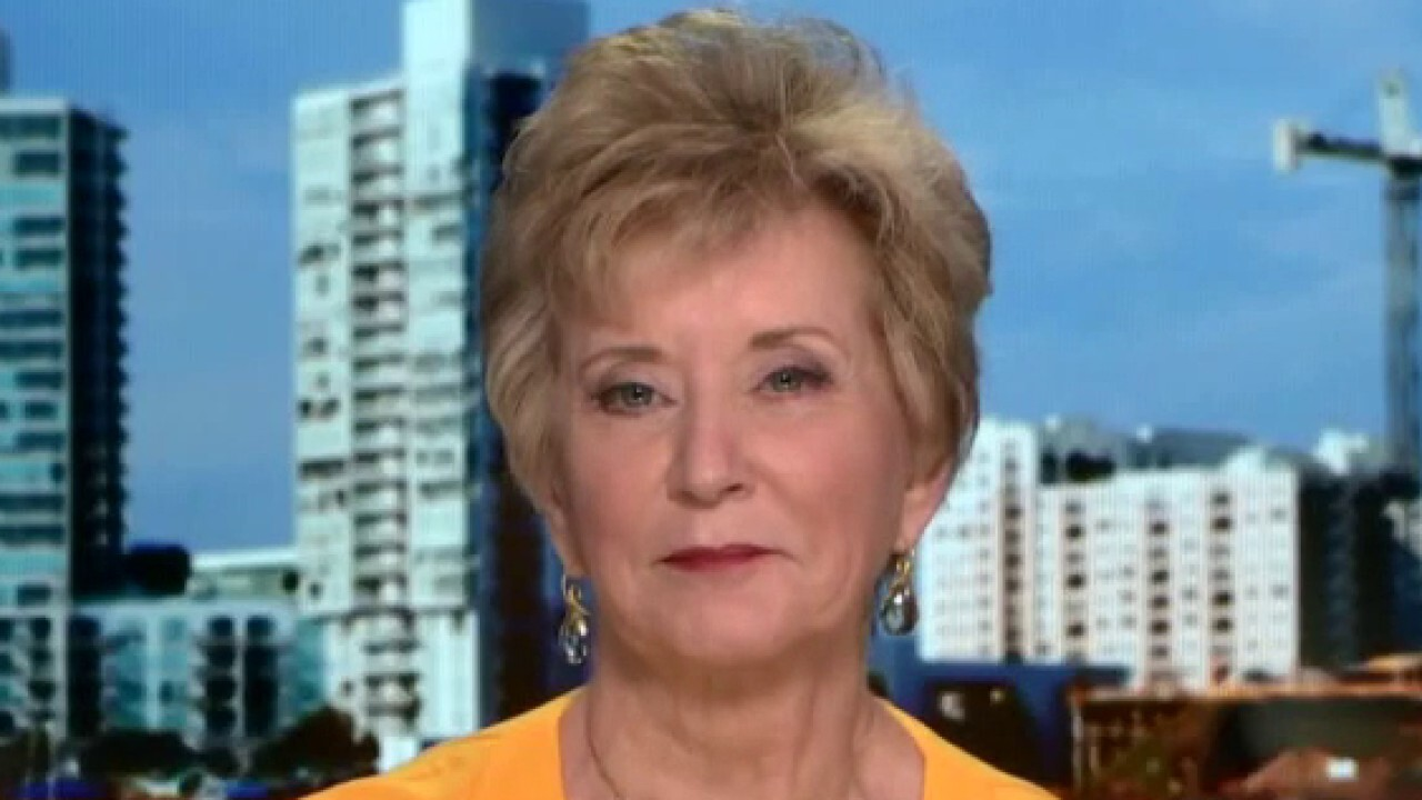 Linda McMahon: President Trump is all about keeping the economy open