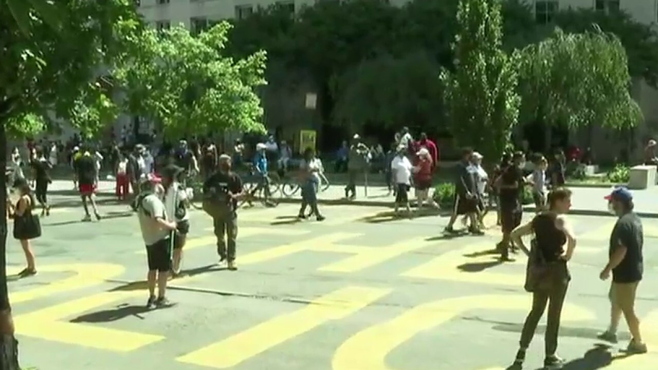 National Guard troops to leave Washington, DC