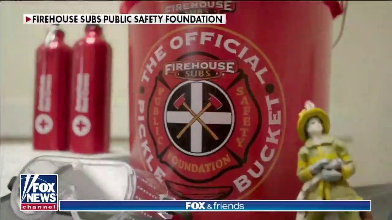 Firehouse Subs Public Safety Foundation awards $2.5M in equipment grants to first responders