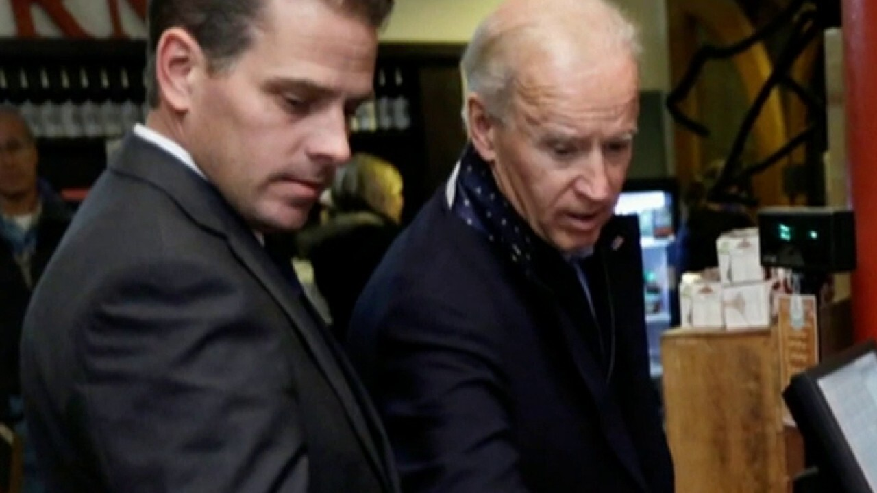 Wall Street Journal Editorial Board says Americans deserve answers from Biden on China business dealings