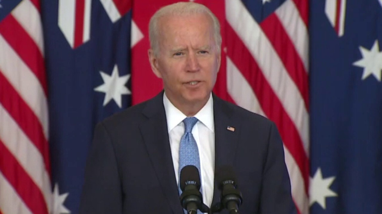 Seen and Unseen - the left is blind to Biden's obvious blunders