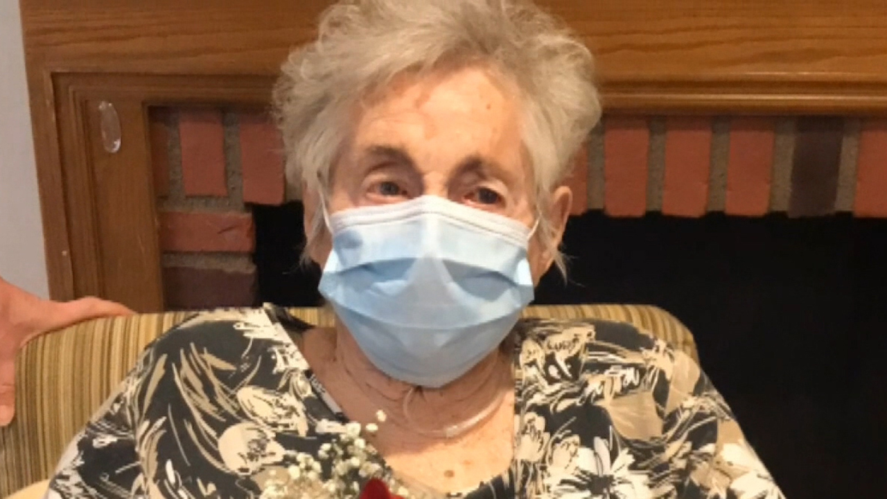 105-year-old great-grandmother and cancer survivor beats COVID-19