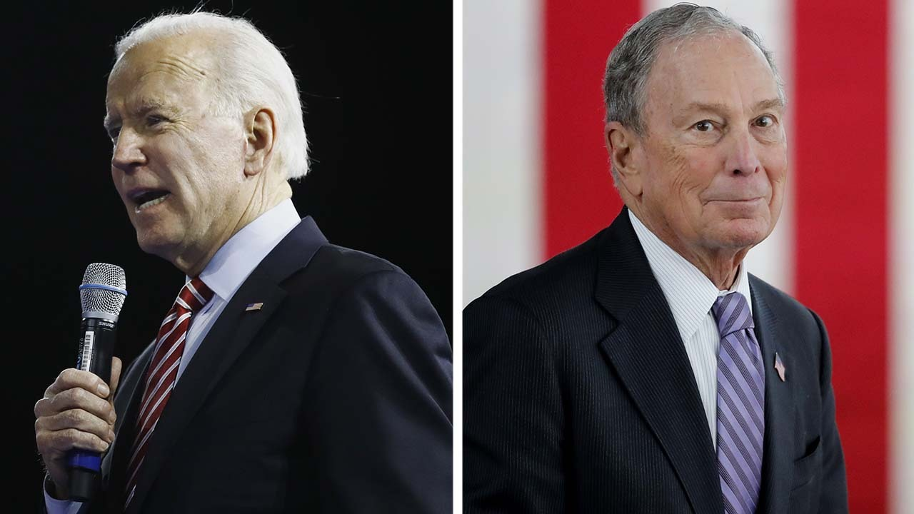 Biden campaign on Bloomberg's place in the 2020 race
