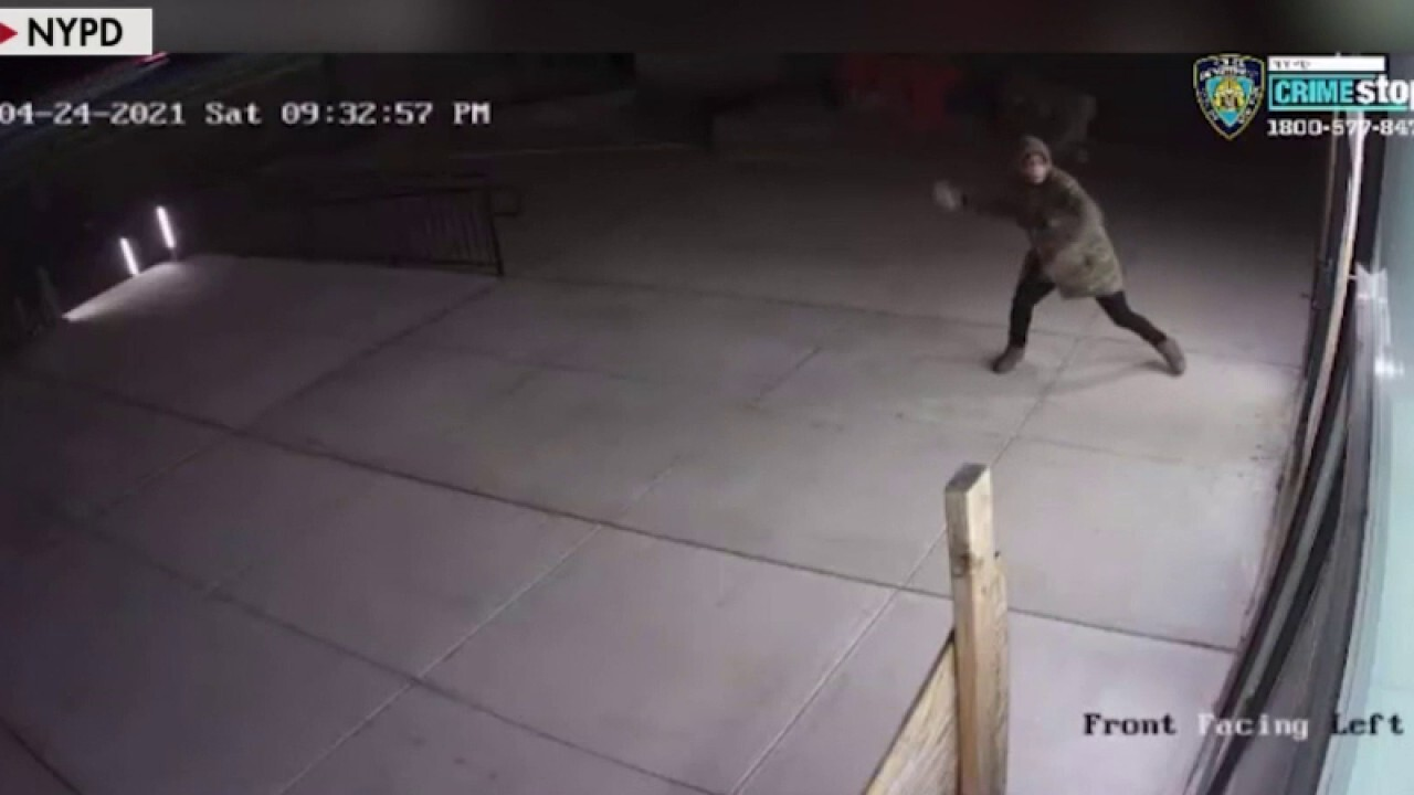 NYC synagogue vandal allowed to walk free due to state bail laws