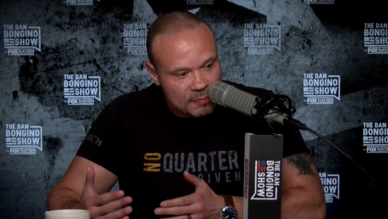 Jocko Willink to Bongino: US troops will 'be there' for friends of America