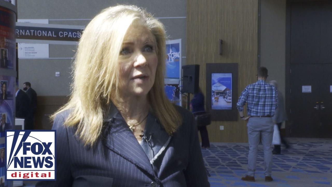 Sen. Marsha Blackburn speaks to Fox News about challenges facing conservatives