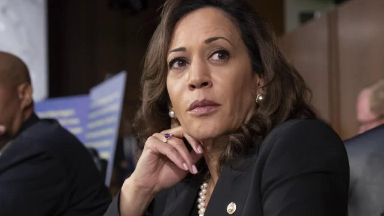 Cavuto: Harris never called Biden a racist