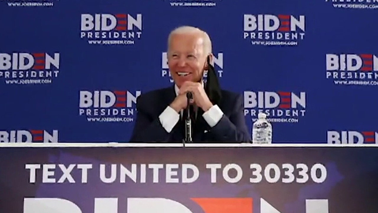 Chris Wallace on Democrats warning Biden not to release SCOTUS list, 'Countdown 1945'