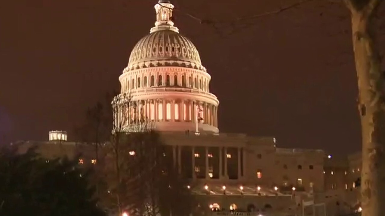 GOP lawmaker: Electoral College vote count should resume tonight