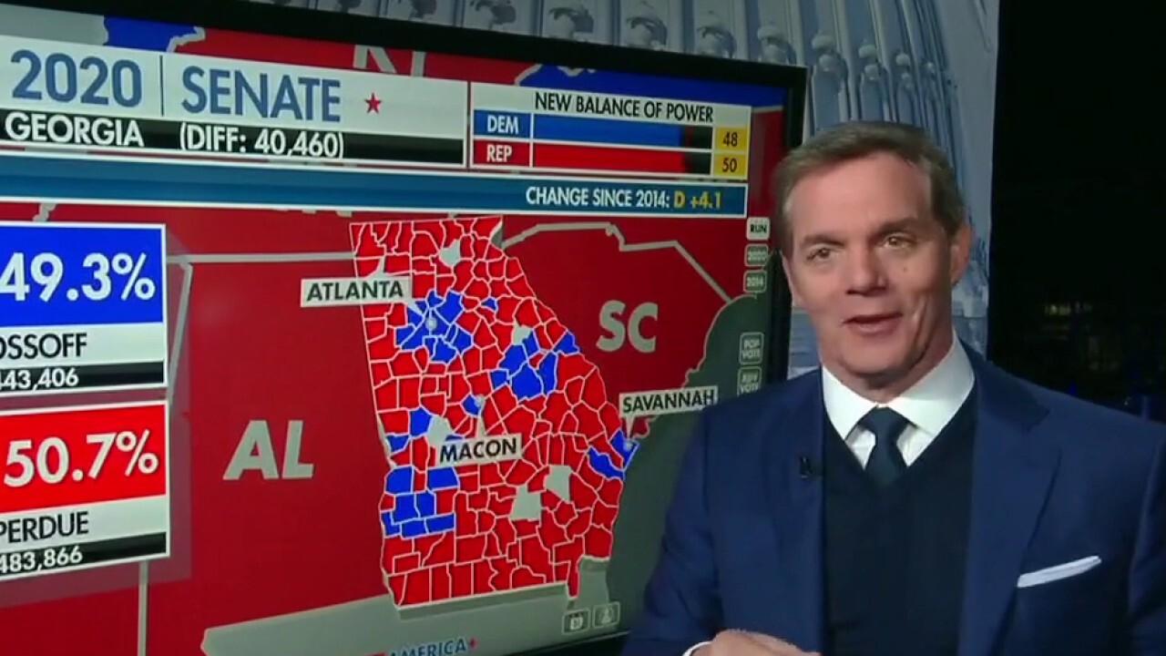 Republicans eye key voting number to win both Georgia Senate runoffs