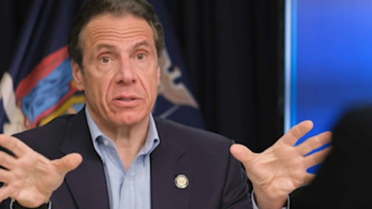 Cuomo slams critics after blaming hospitals, other officials for vaccine rollout failures