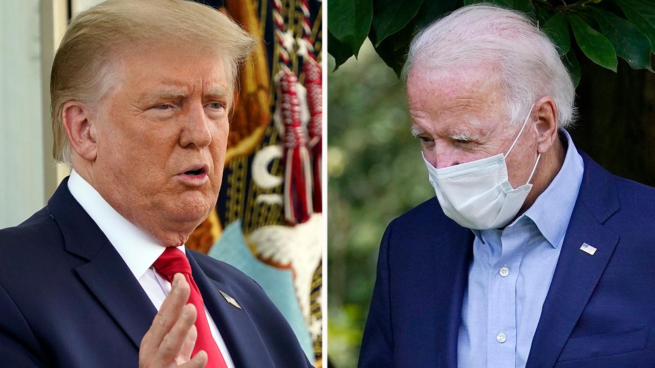 Trump, Biden clash on blame for economy amid coronavirus pandemic