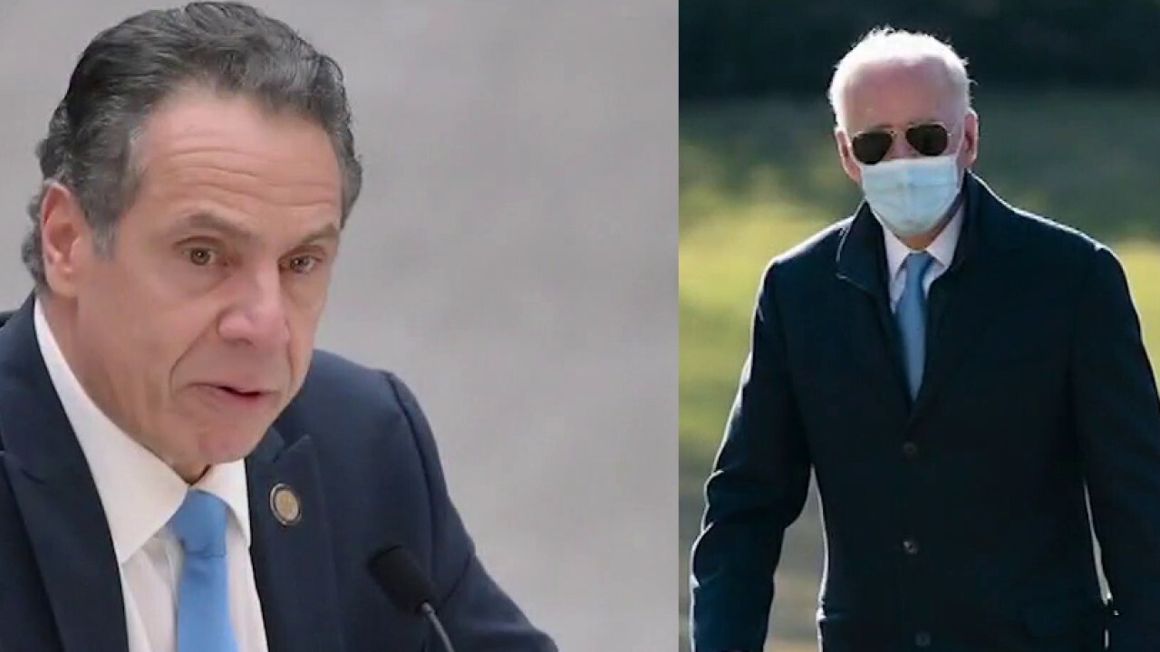 Associated Press mocked for reporting GOP 'seized' on Cuomo scandals to distract from Biden's greatness – Fox News