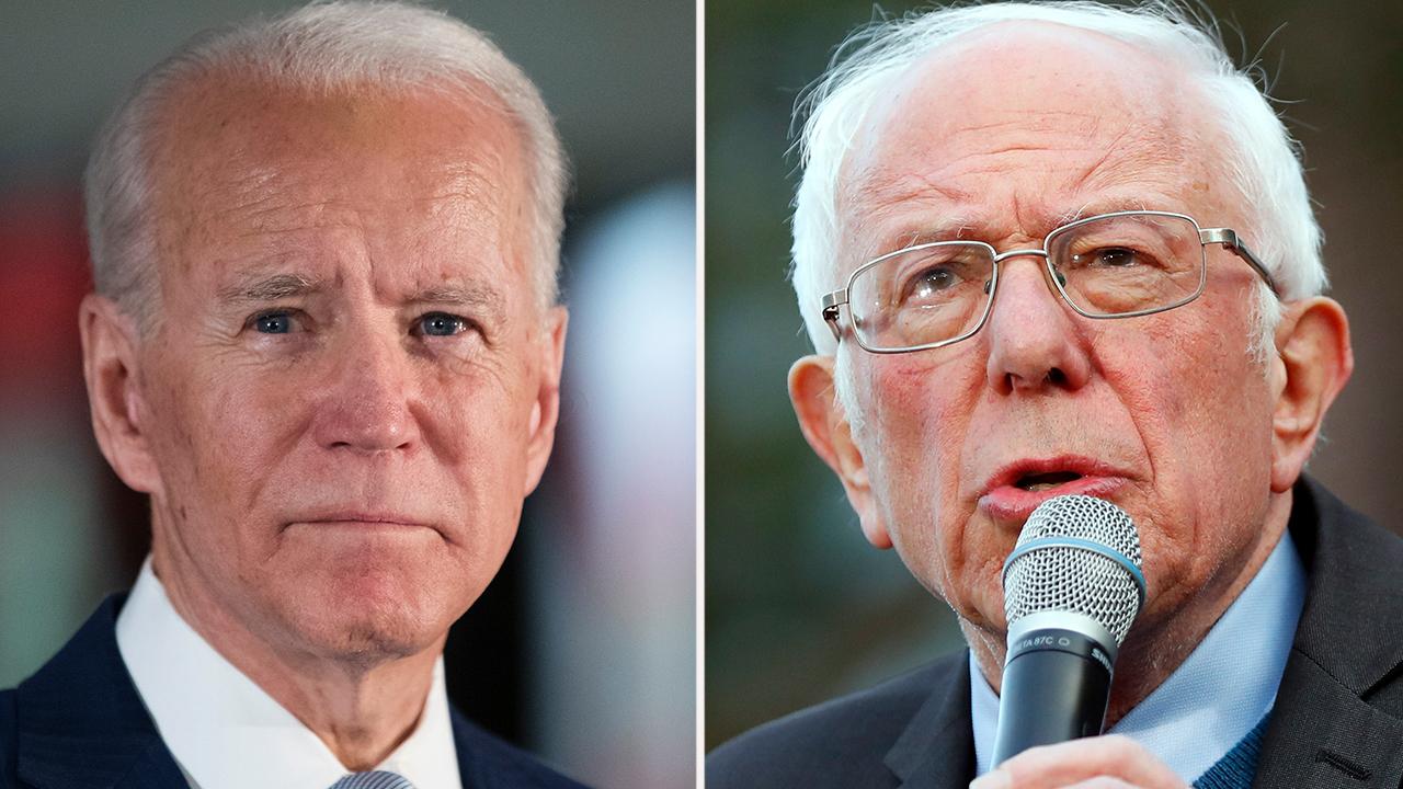 Biden prevails over Sanders on mini Super Tuesday